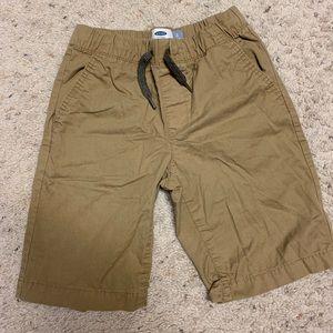 Old Navy Boys Khaki Shorts